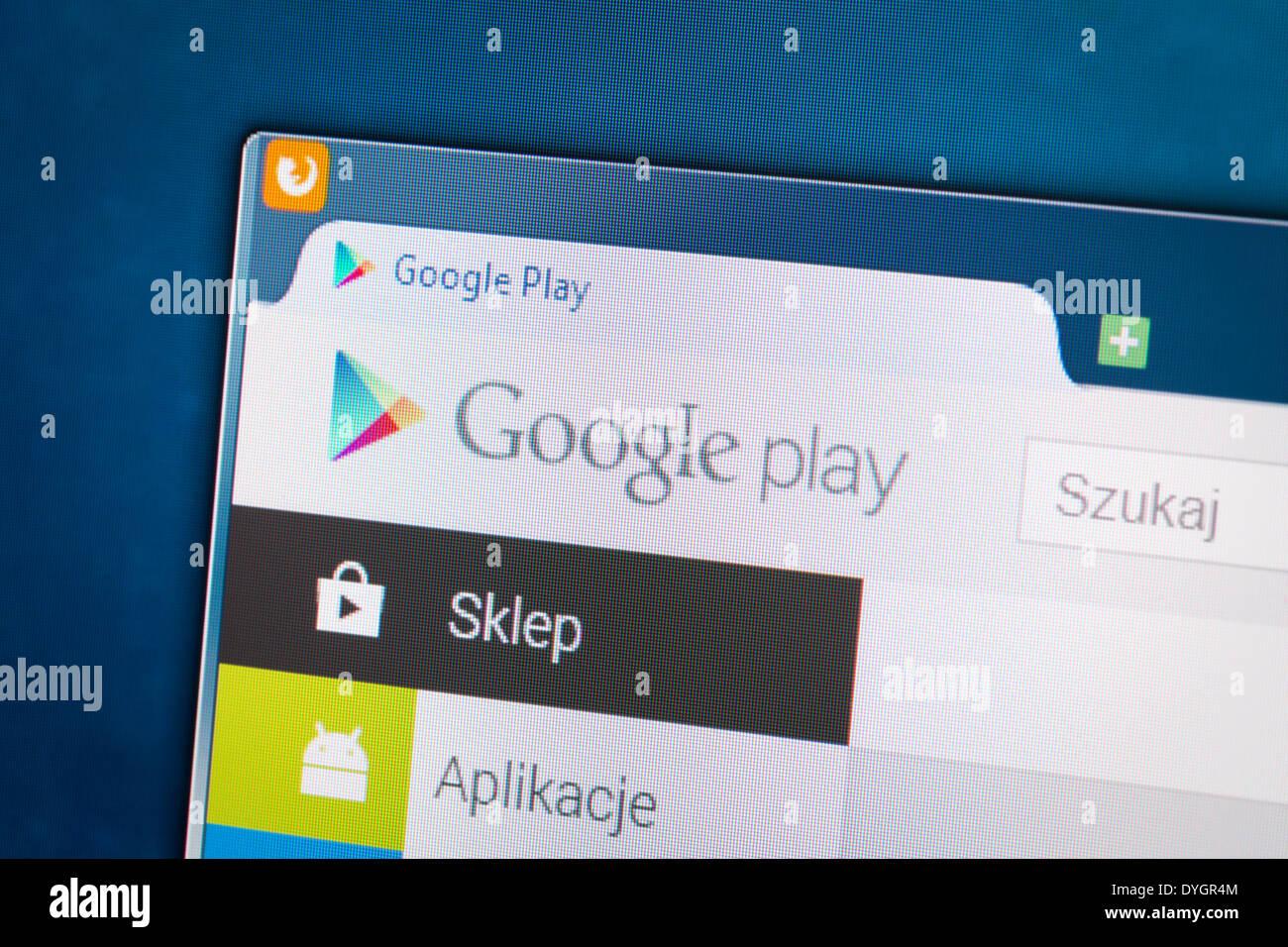 Google Play Stock Photos Google Play Stock Images Alamy