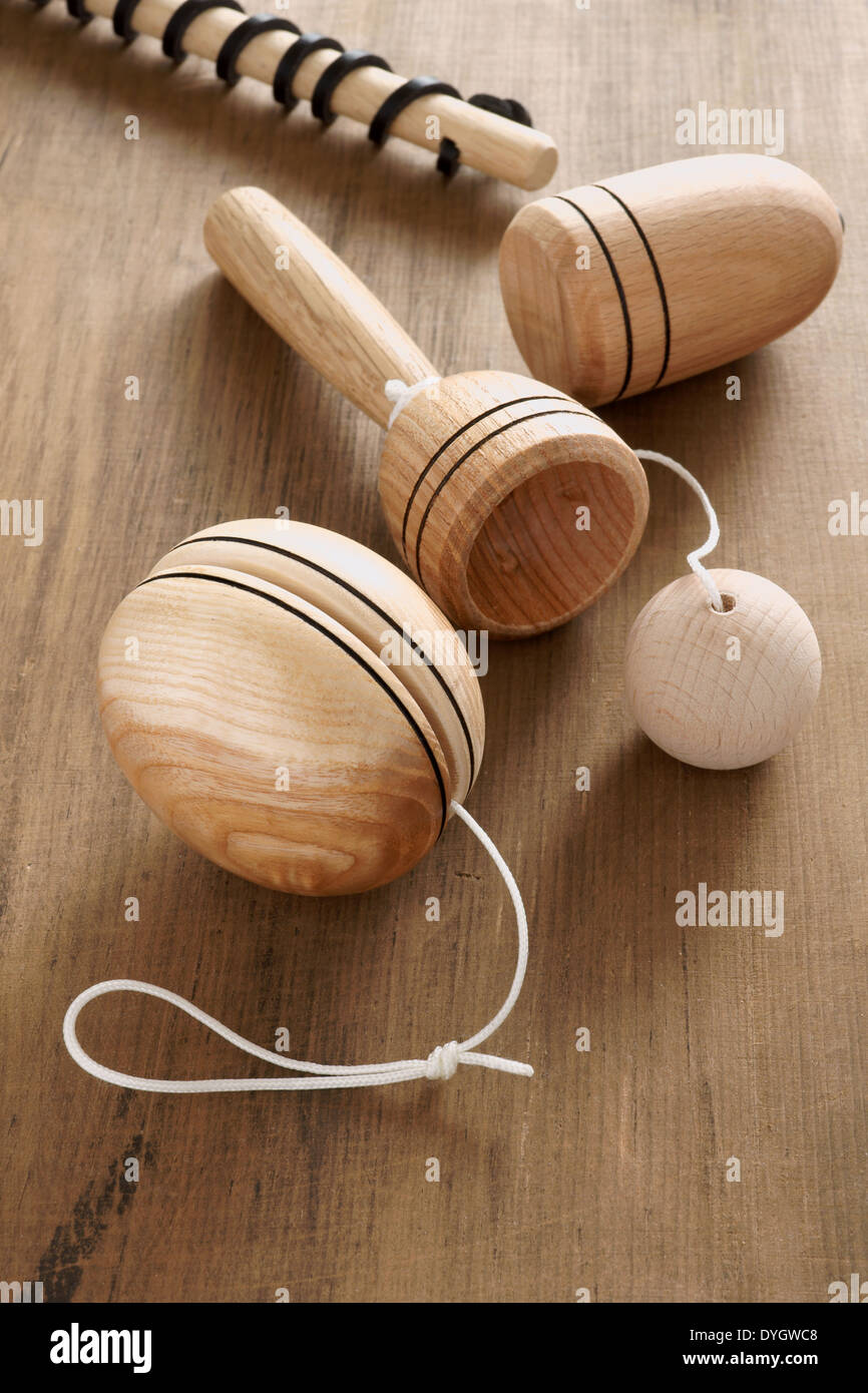 Old fashion wooden toys 19