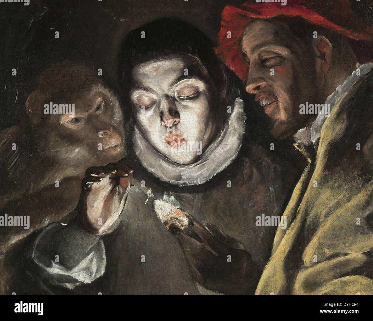 El Greco Fable - Stock Image