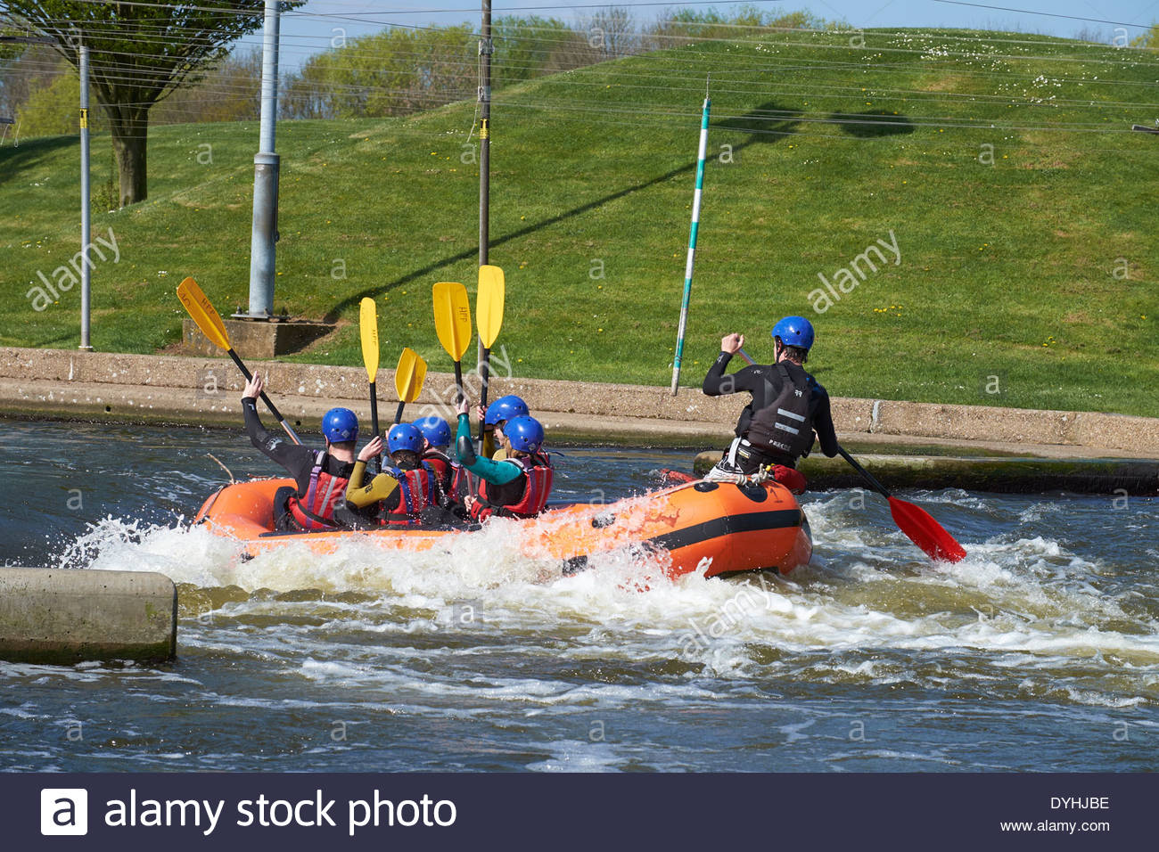 white water rafting - Review of National Water Sports ...