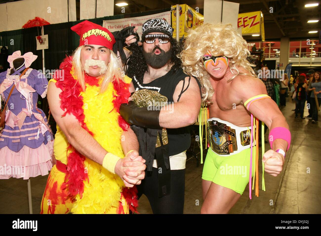ultimate warrior stock photos & ultimate warrior stock images - alamy