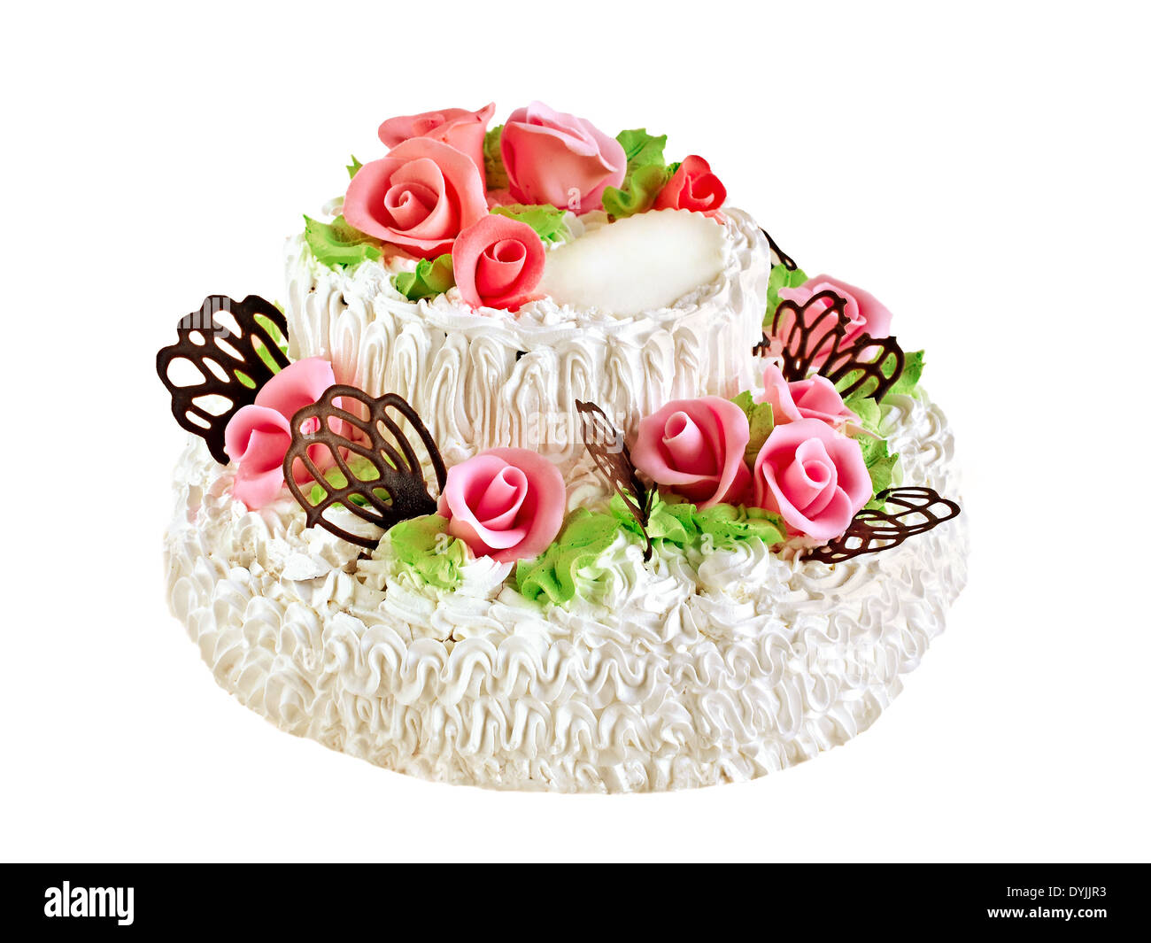 Marvelous Huge Birthday Cake Stock Photo 68636711 Alamy Funny Birthday Cards Online Alyptdamsfinfo