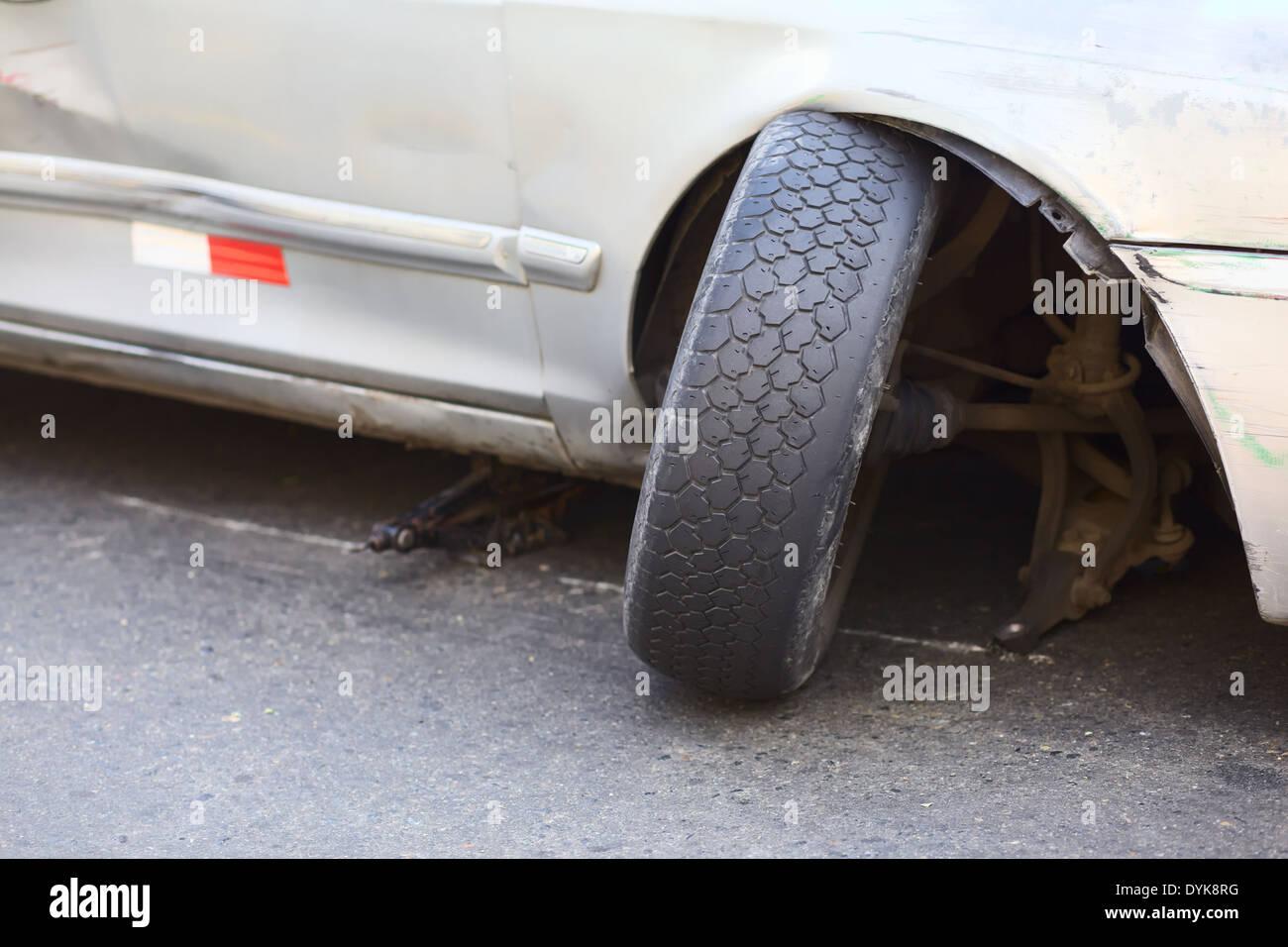 Car Axle Stock Photos & Car Axle Stock Images - Alamy