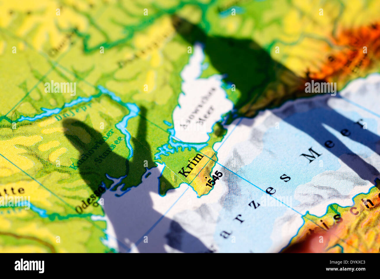 Krim Krise Verlauf