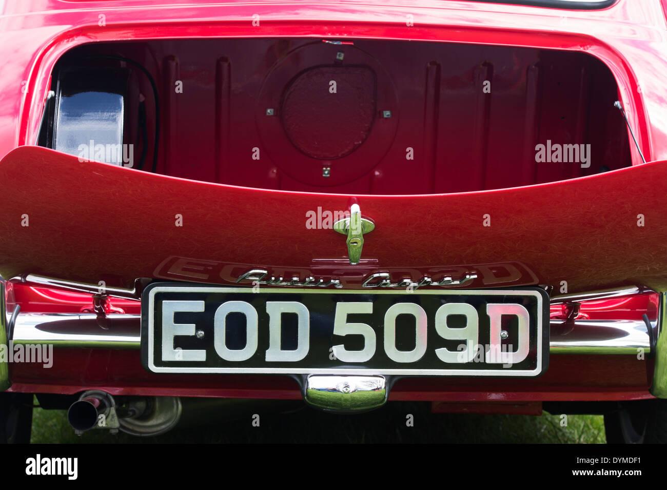 Car Number Plate Uk Stock Photos & Car Number Plate Uk Stock Images ...