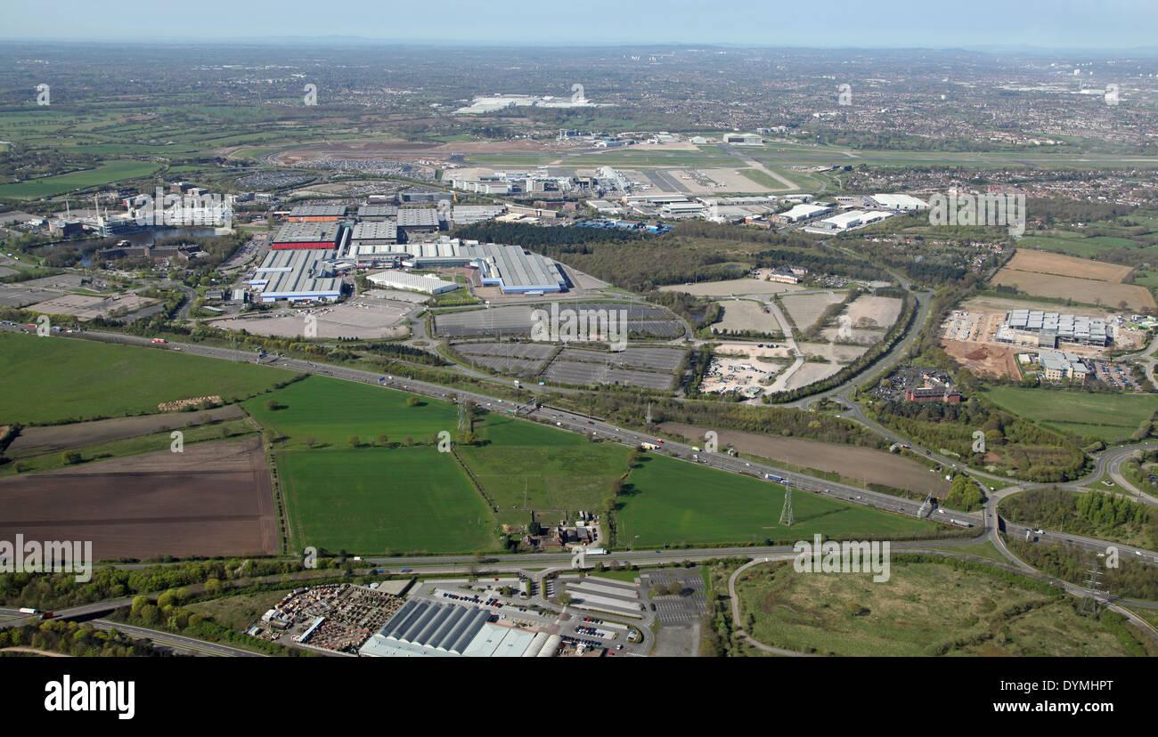 Birmingham Nec Aerial Stock Photos & Birmingham Nec Aerial Stock ...