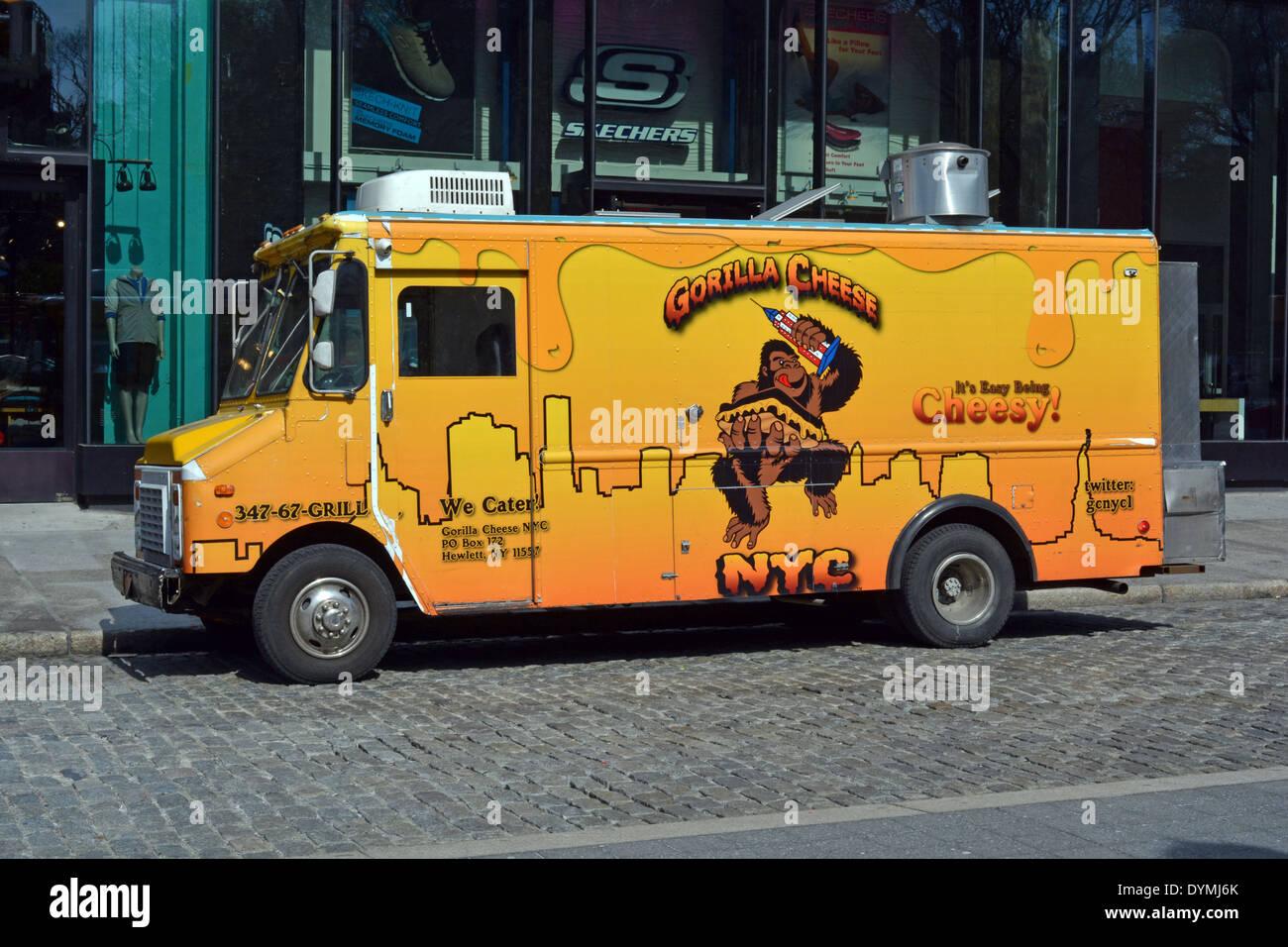 Brooklen Food Truck November