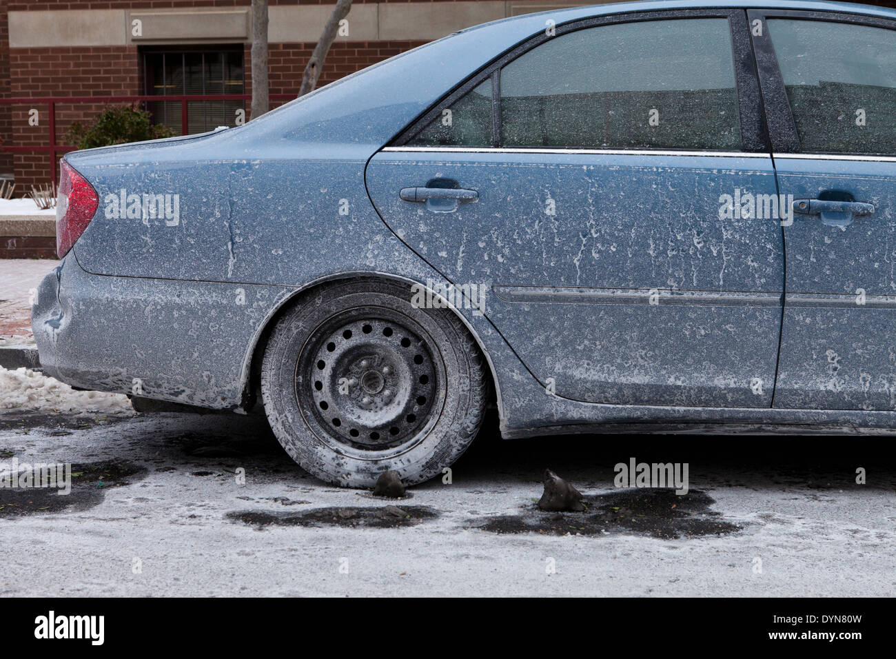 Road Salt Stock Photos & Road Salt Stock Images - Alamy