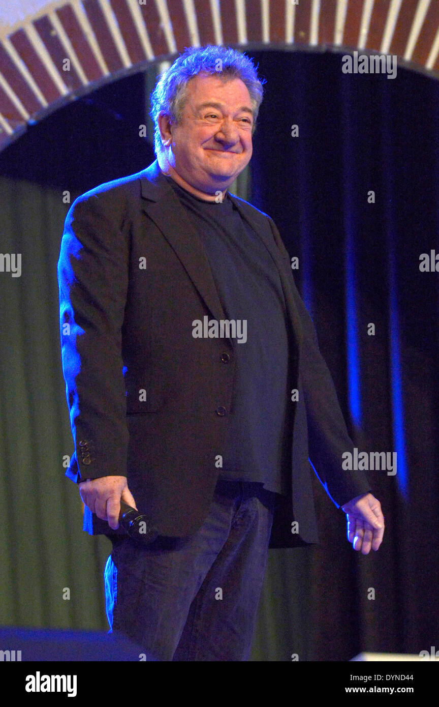 Scottish actor ken Stott at the HobbitCon 2 convention at the Maritim Hotel in Bonn, Germany. On April 19, 2014/picture Stock Photo