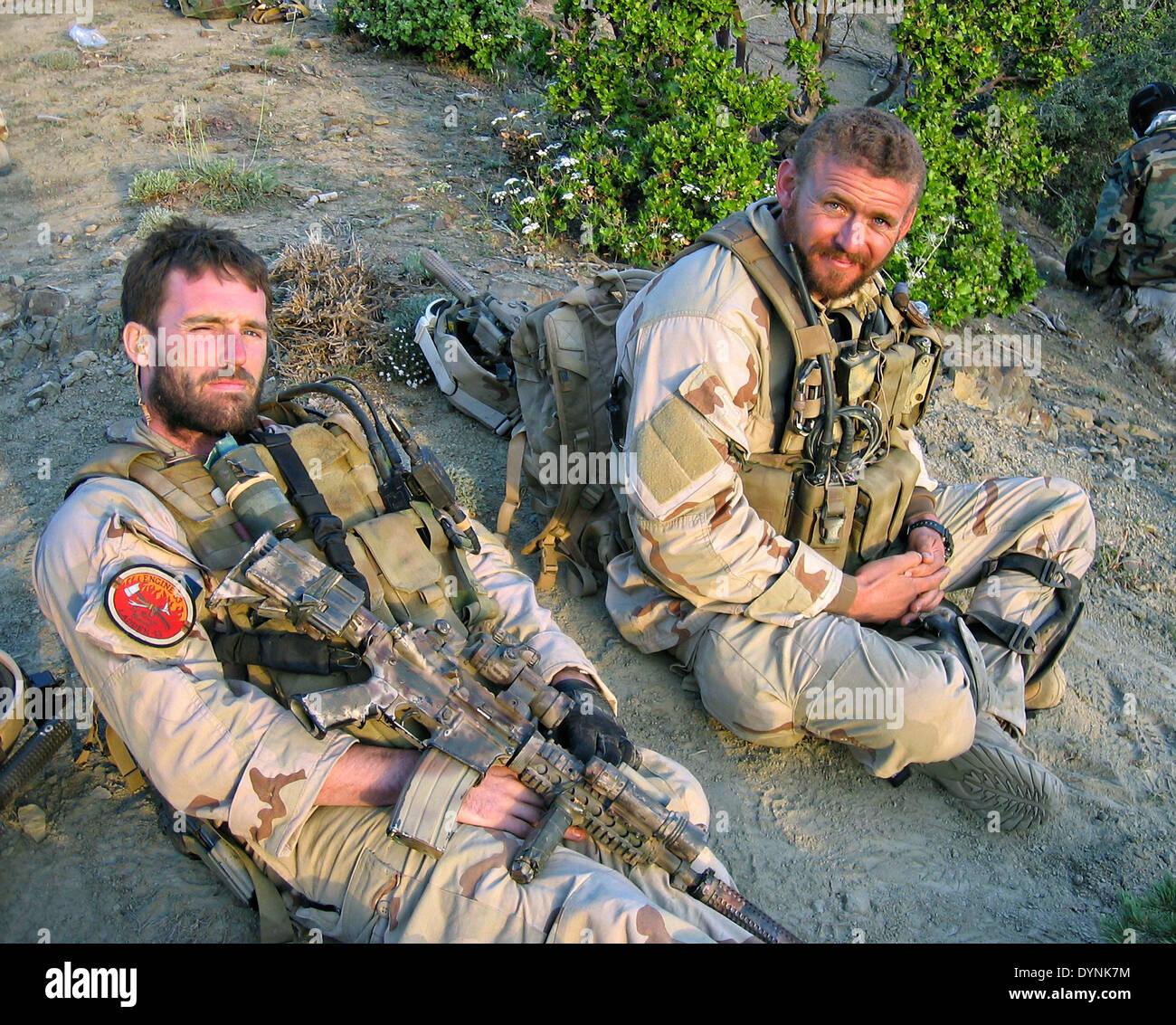 Us Navy Seal Lt Michael P Murphy And Sonar Technician