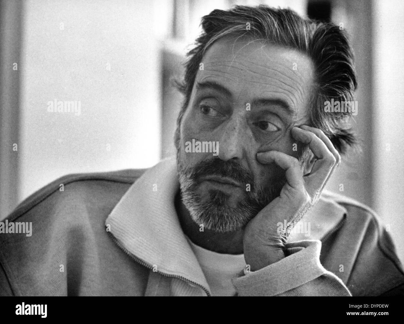 Helmut Dietl, 1995 - Stock Image