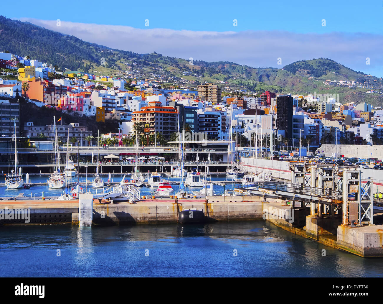 Canary Islands Spain Ferry