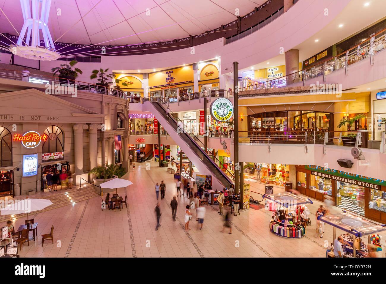 Plaza Forum Shopping Mall Cancun Quintana Roo Mexico