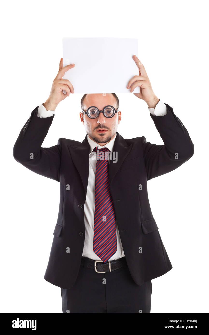8fee6f3bb05ec A businessman wearing thick