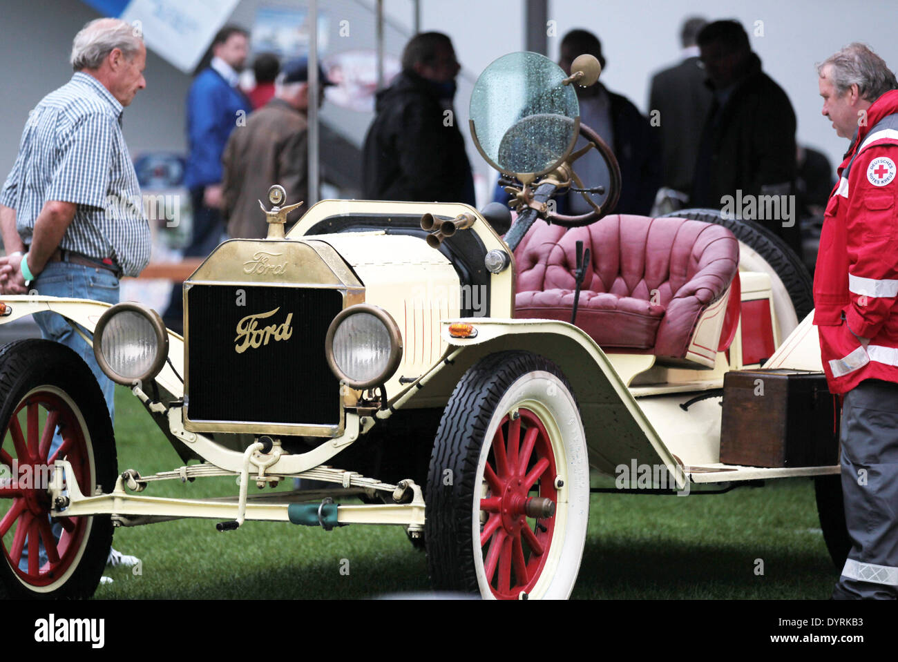 Oldtimer-Tage (Classic Car Day) in Bruck, 2011 - Stock Image