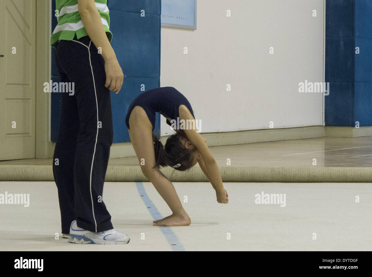 Gynmastics Stock Photos & Gynmastics Stock Images - Alamy
