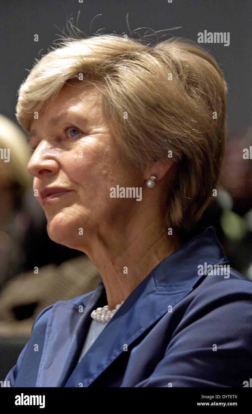 Friede Springer, 2005 - Stock Image