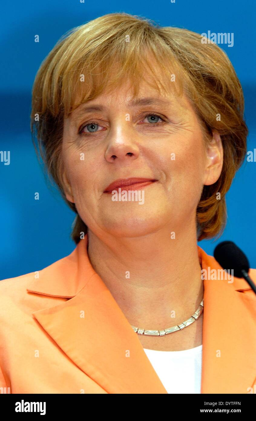 Angela Merkel 2005