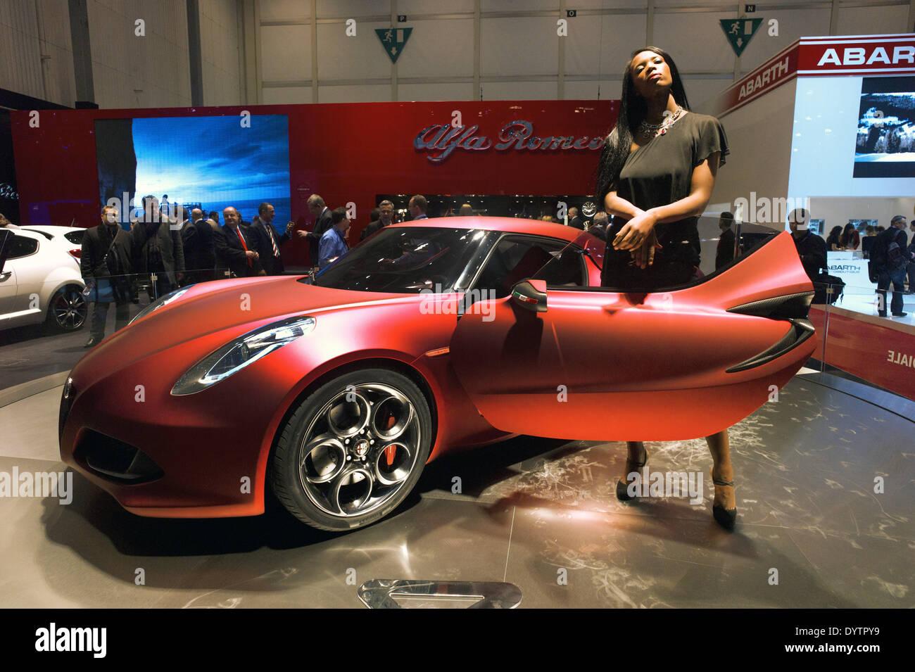 Alfa Romeo C4 Stock Photo 68771677 Alamy