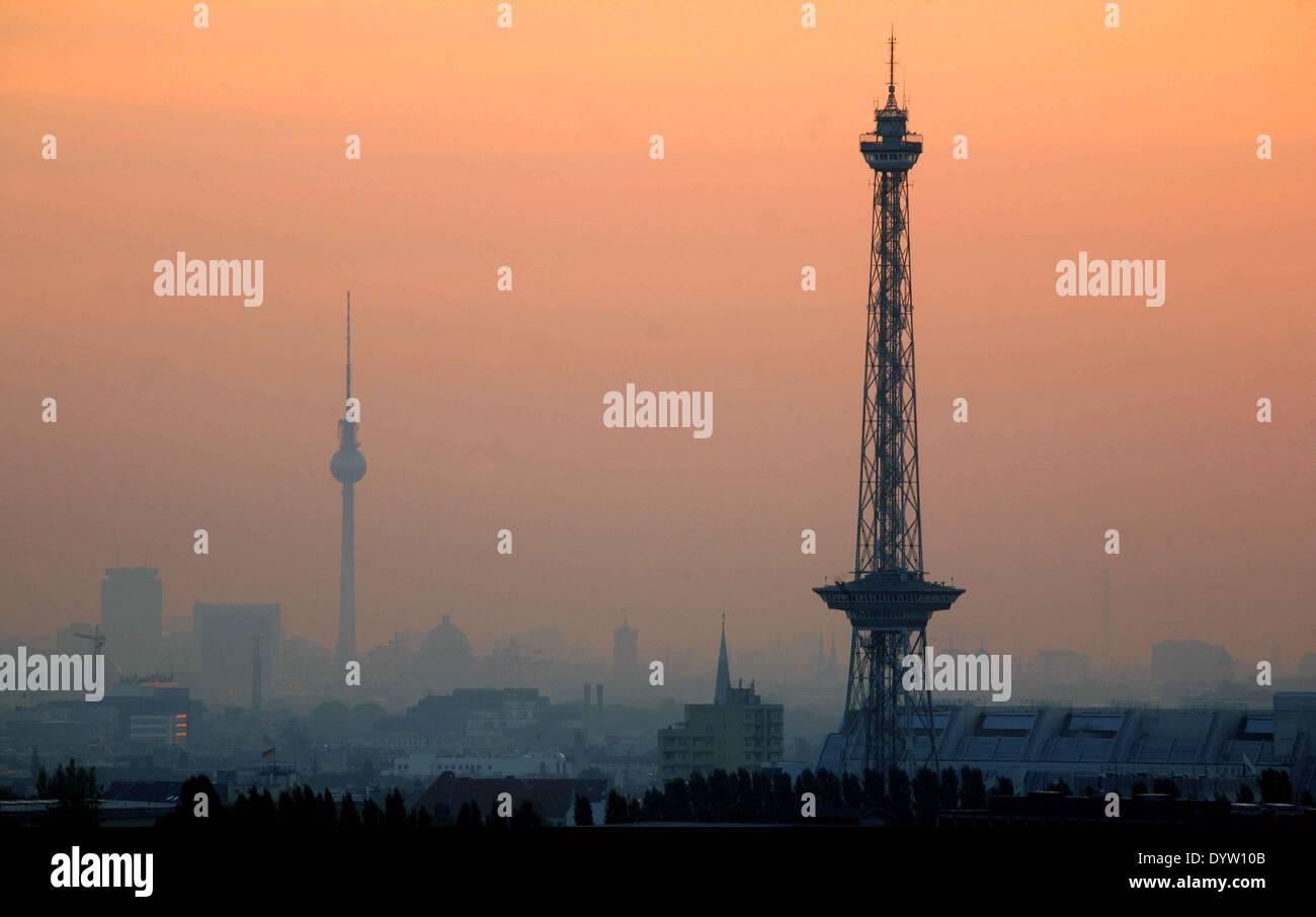 Good Morning Berlin Stock Photo 68776411 Alamy