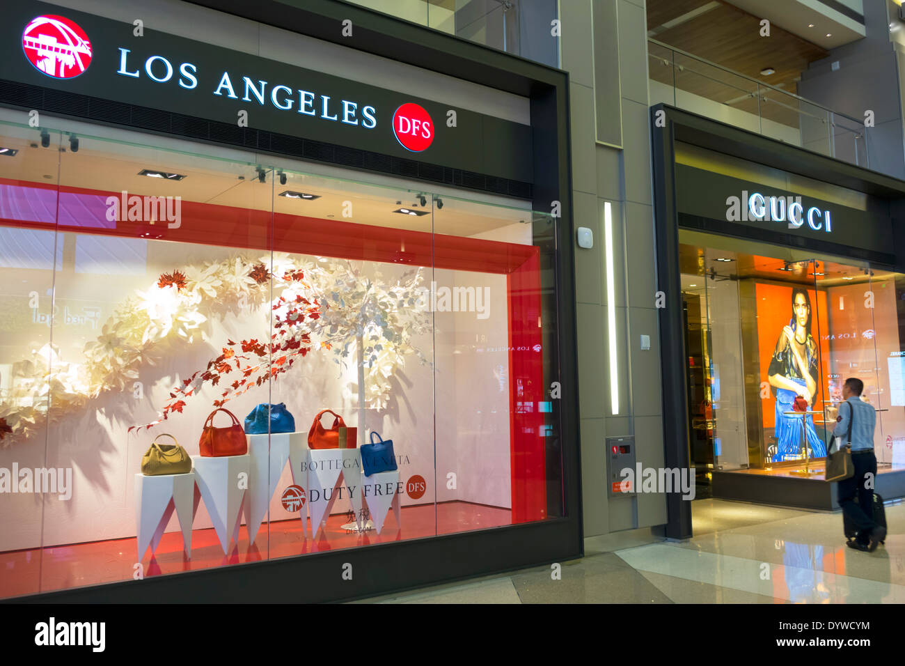 Dfs Duty Free High Resolution Stock Photography And Images Alamy