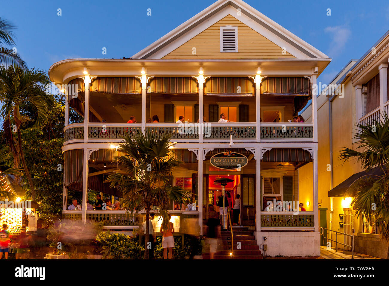 Bagatelle And Key West Stock Photos & Bagatelle And Key West Stock ...