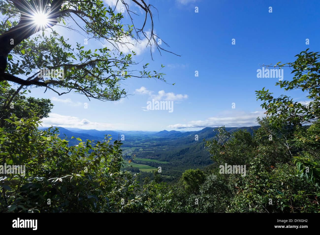 Pioneer Valley, QLD Australia Stock Photo