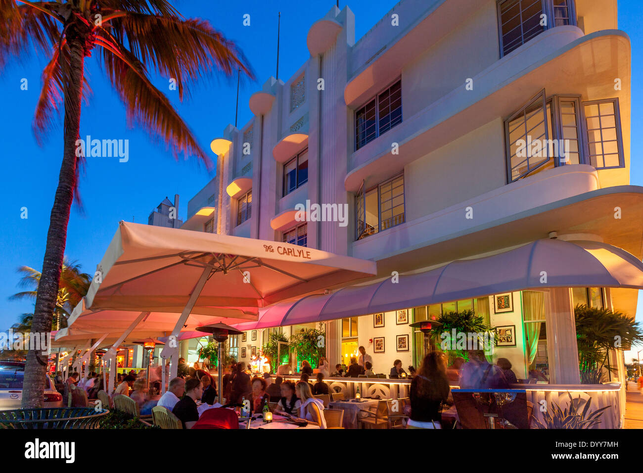 Carlyle South Beach Restaurant