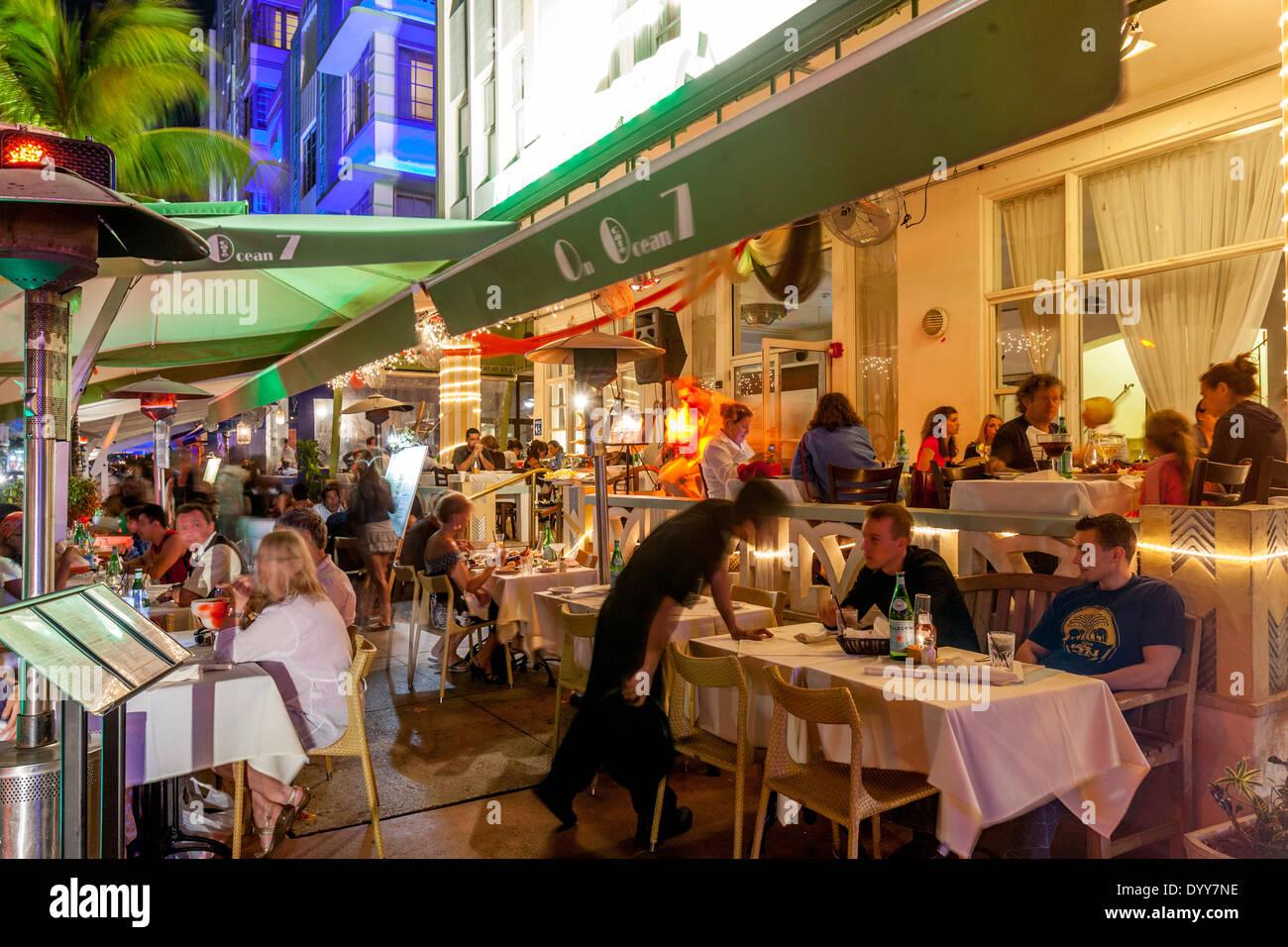 The Park Central Cafe Miami