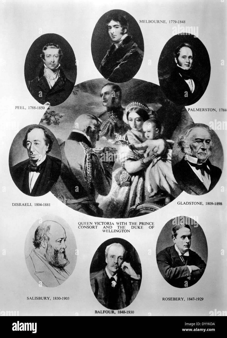 Victoria I. - Stock Image