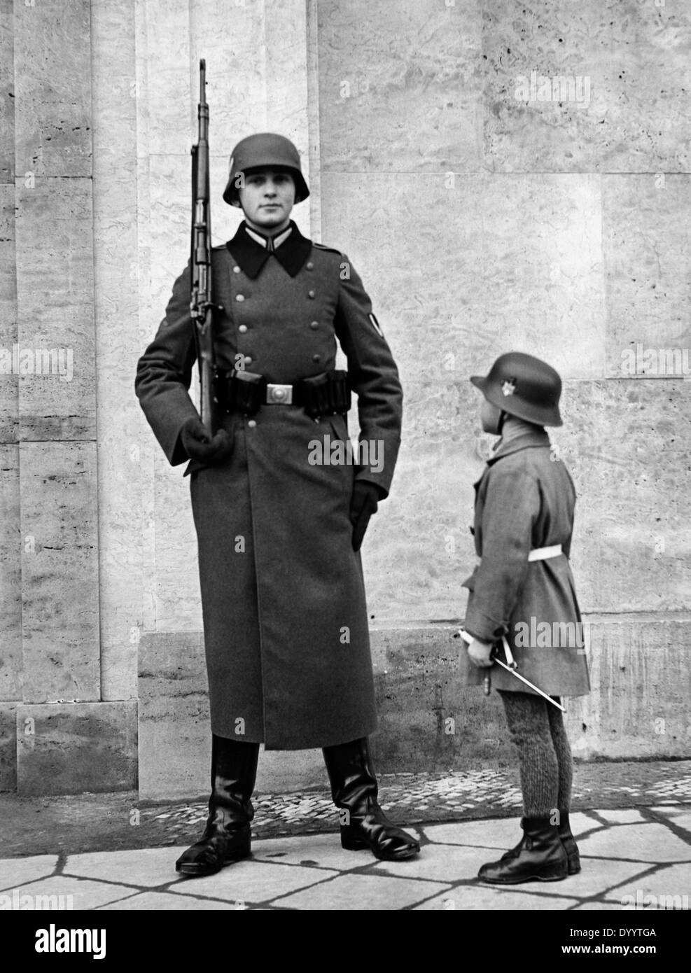 wehrmacht soldier with boy 1939 stock photo 68838794 alamy