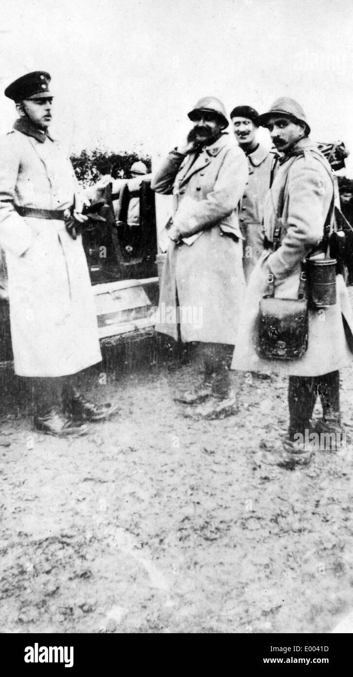 1914 Truce Stock Photos & 1914 Truce Stock Images - Alamy