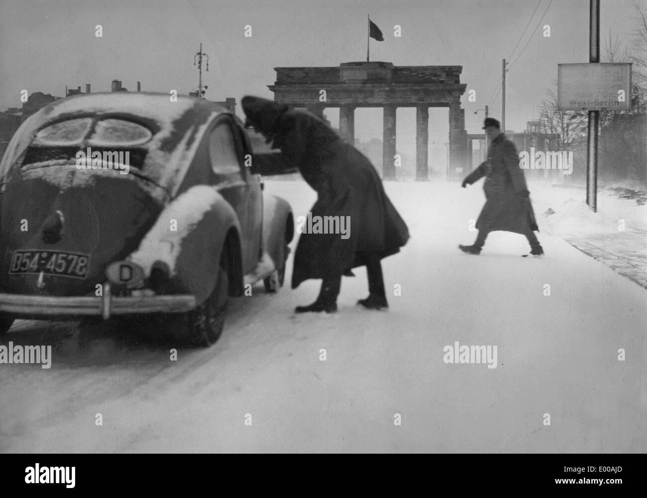 Controlling Berlin