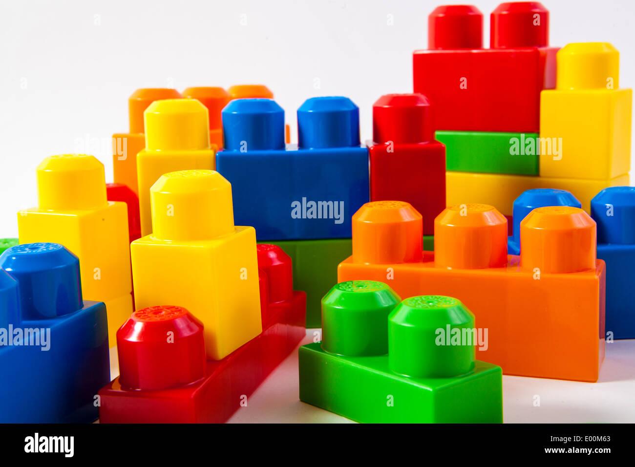 Building Blocks En Espanol