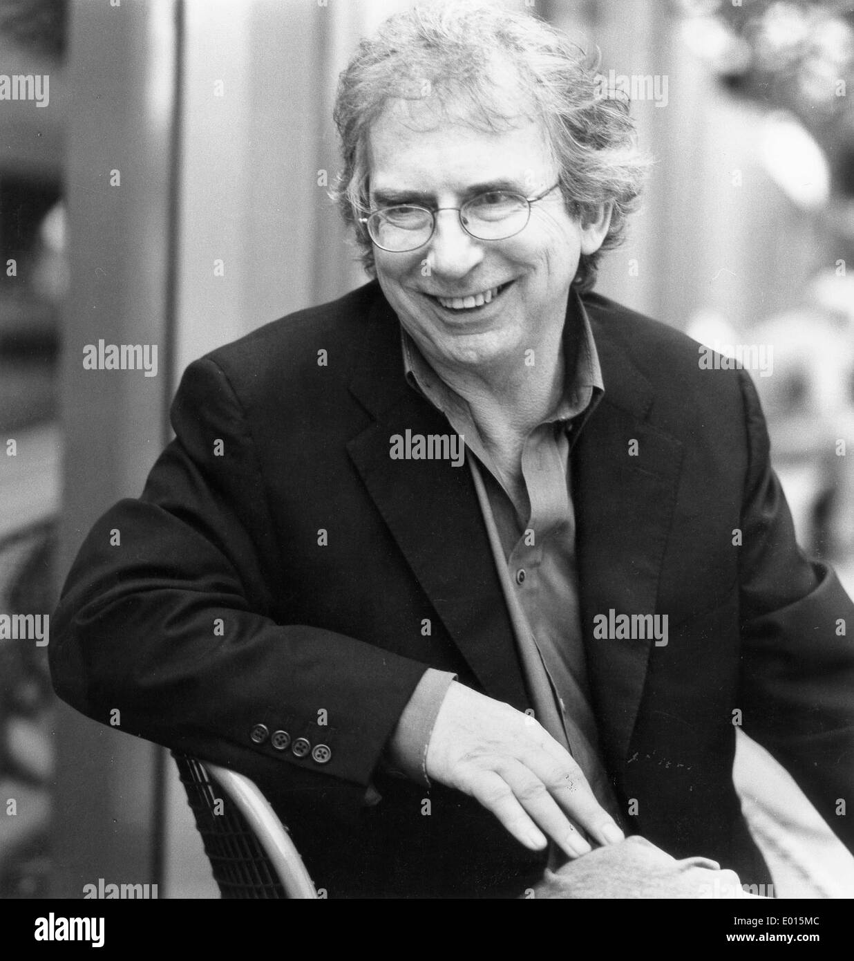 Peter Carey, 2005 - Stock Image