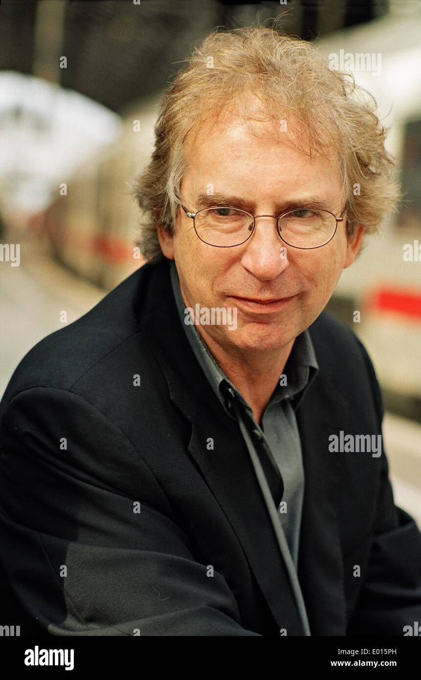 Peter Carey, 2004 - Stock Image