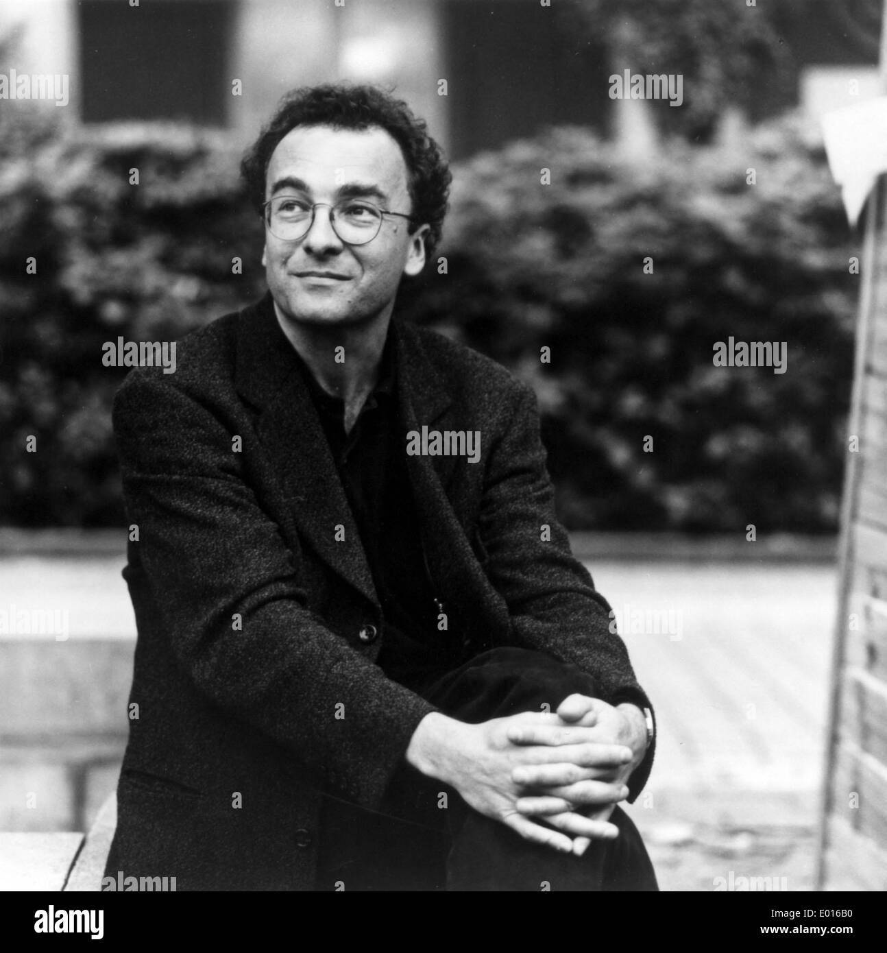 Robert Menasse, 1995 - Stock Image