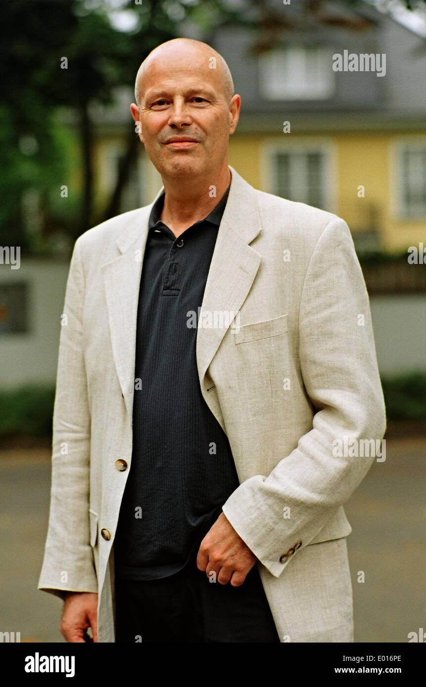Silvio Blatter, 2005 - Stock Image