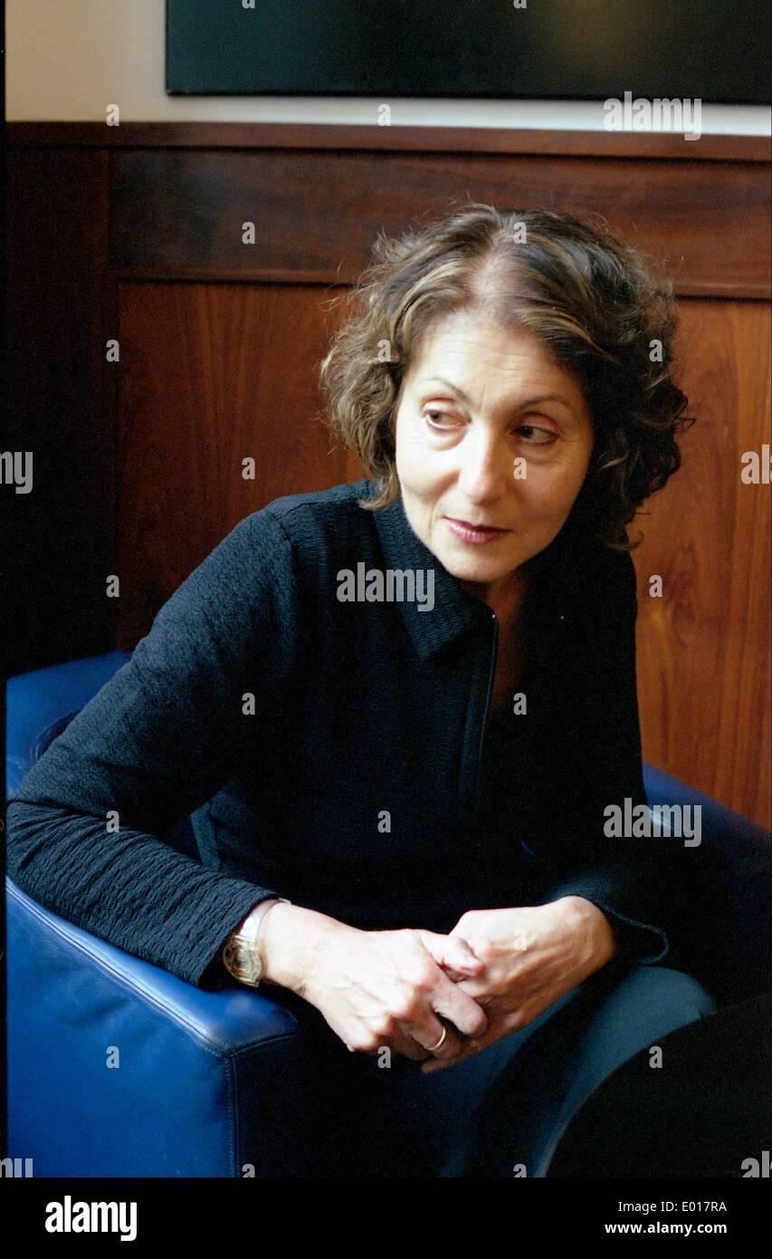 Lily Brett, 2006 - Stock Image