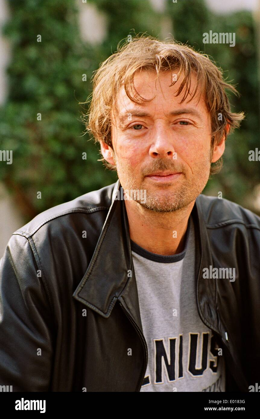 DBC Pierre, 2007 - Stock Image