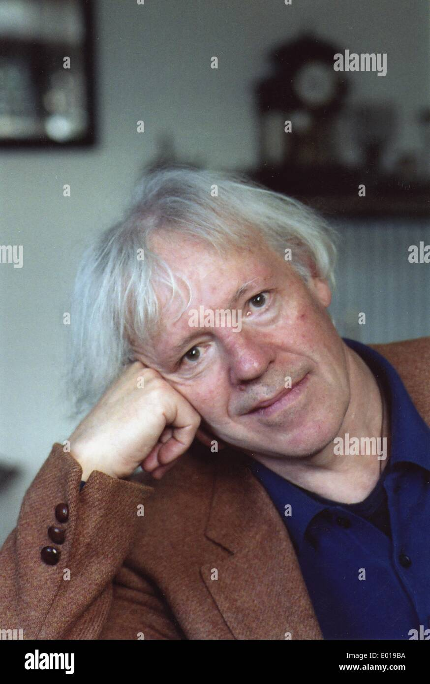 Wolfgang Schmidbauer, 2006 - Stock Image
