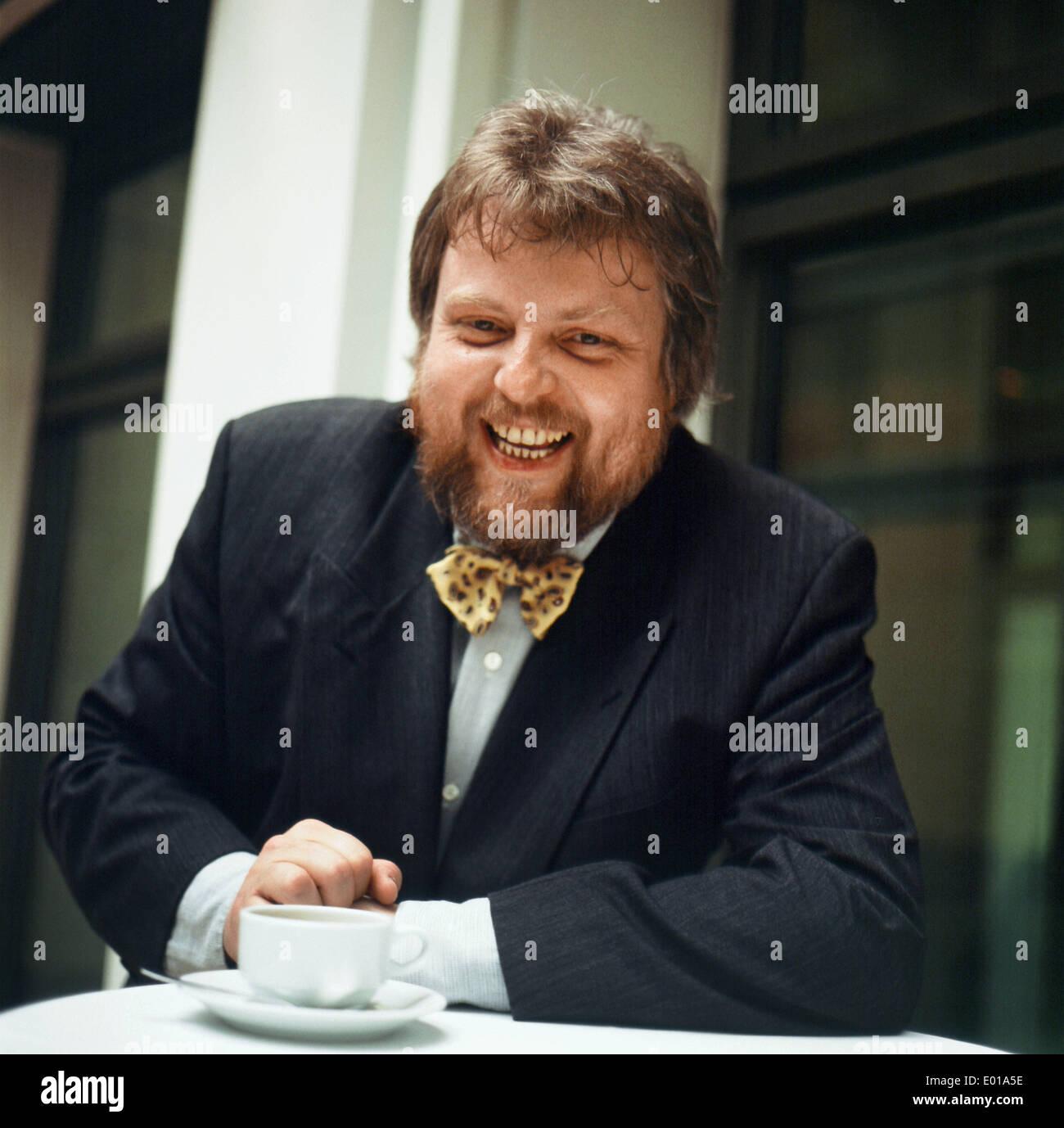 Lutz Rathenow, 1998 - Stock Image