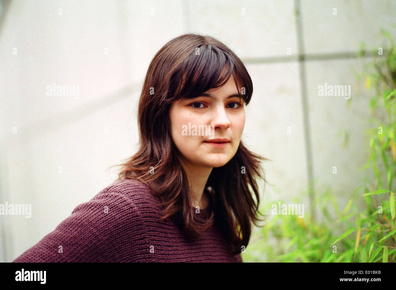 Sally Nicholls, 2009 - Stock Image