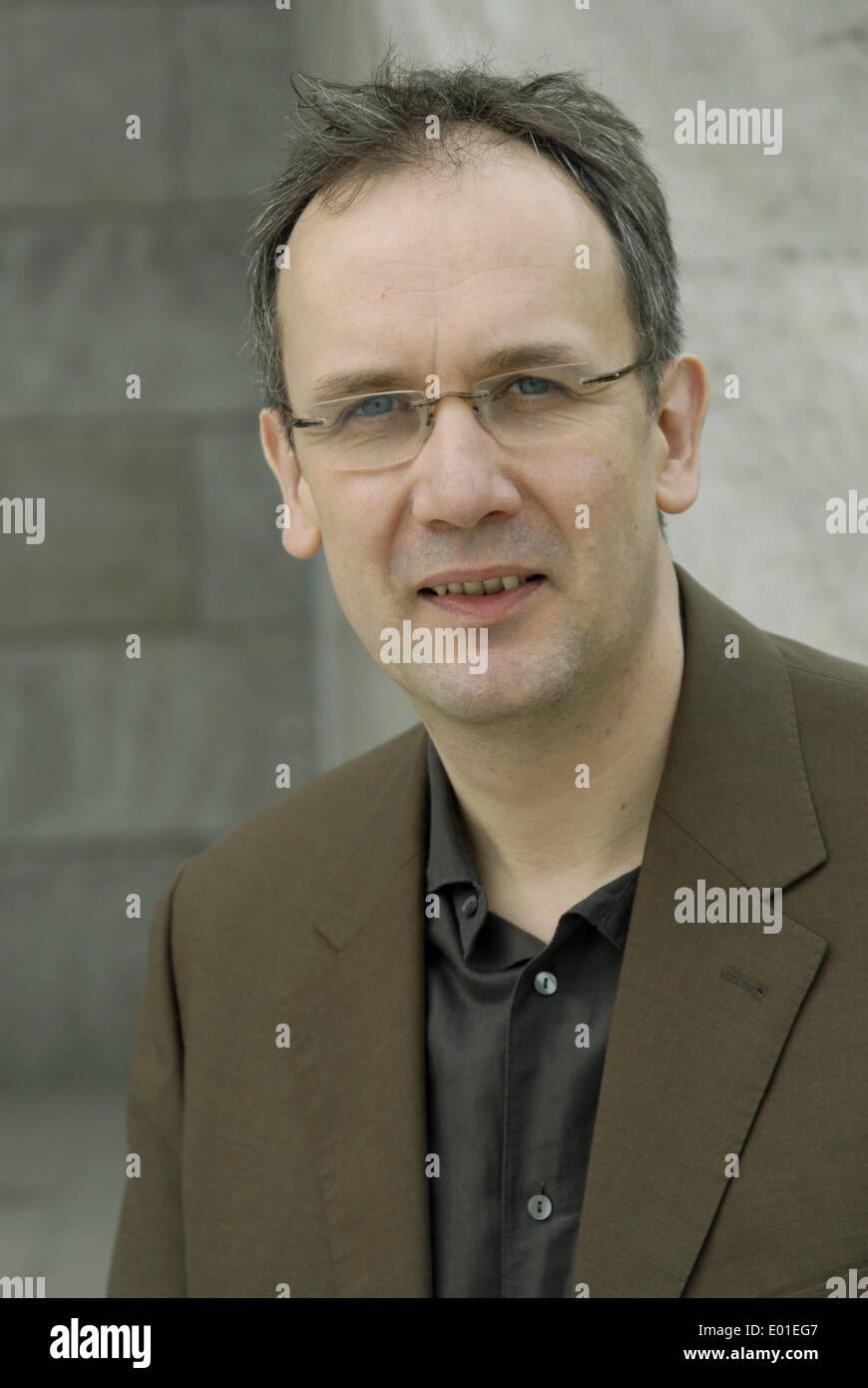 Volker Kutscher Stock Photo