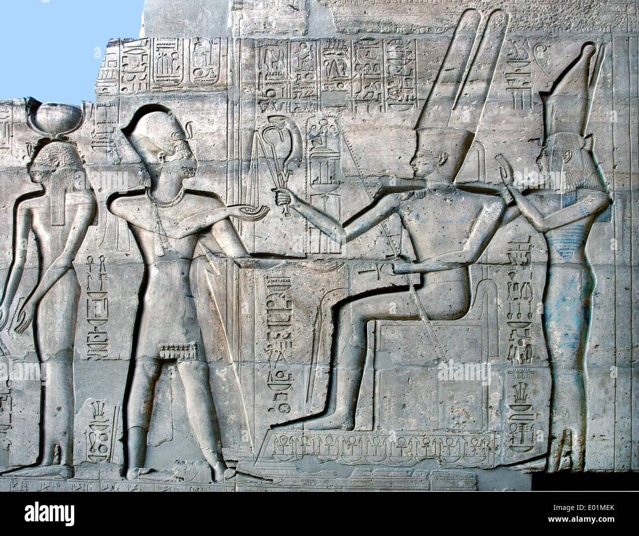 Ramesseum the funeral temple of pharaoh ramses ii