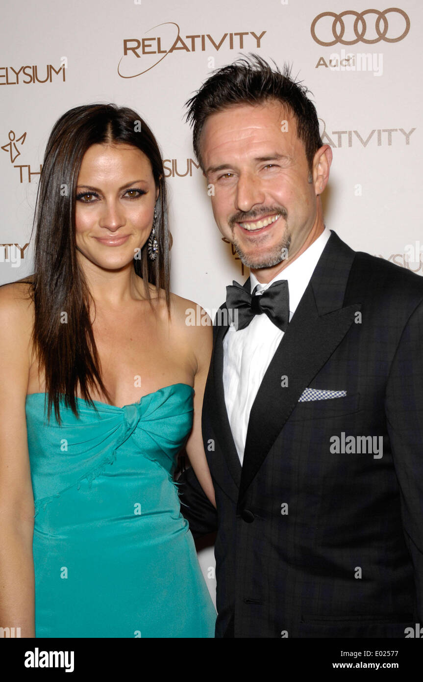 David arquette dating 2012