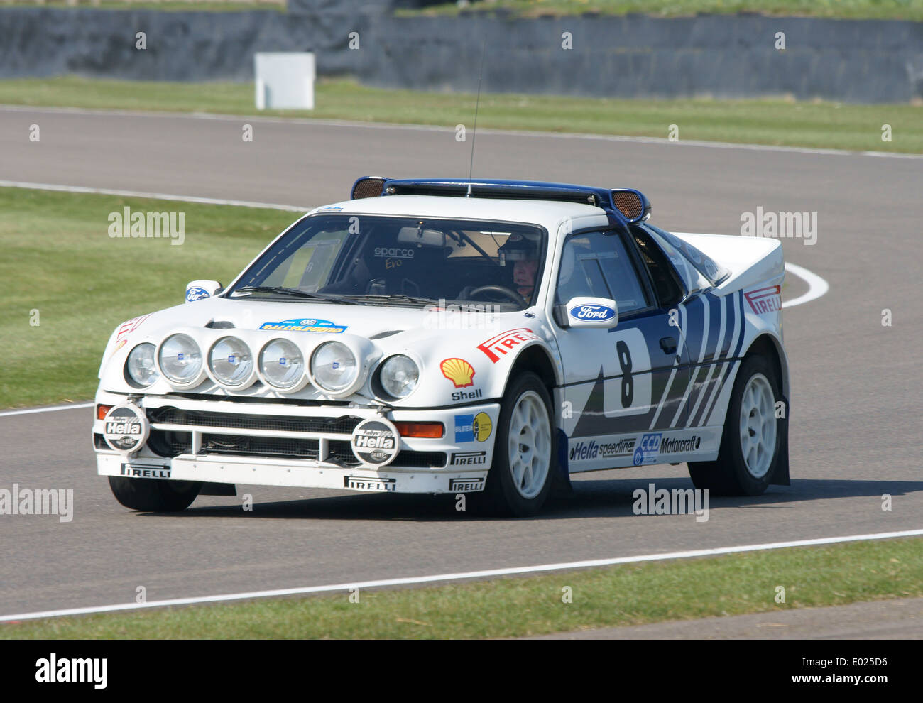 Ford RS 200 - Stock Image