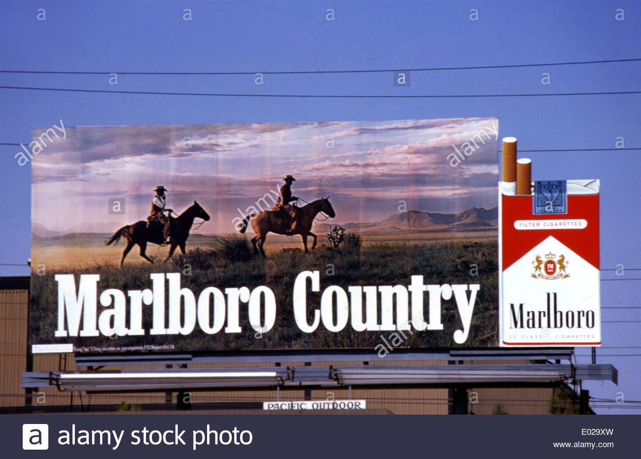 Marlboro cigarettes most popular