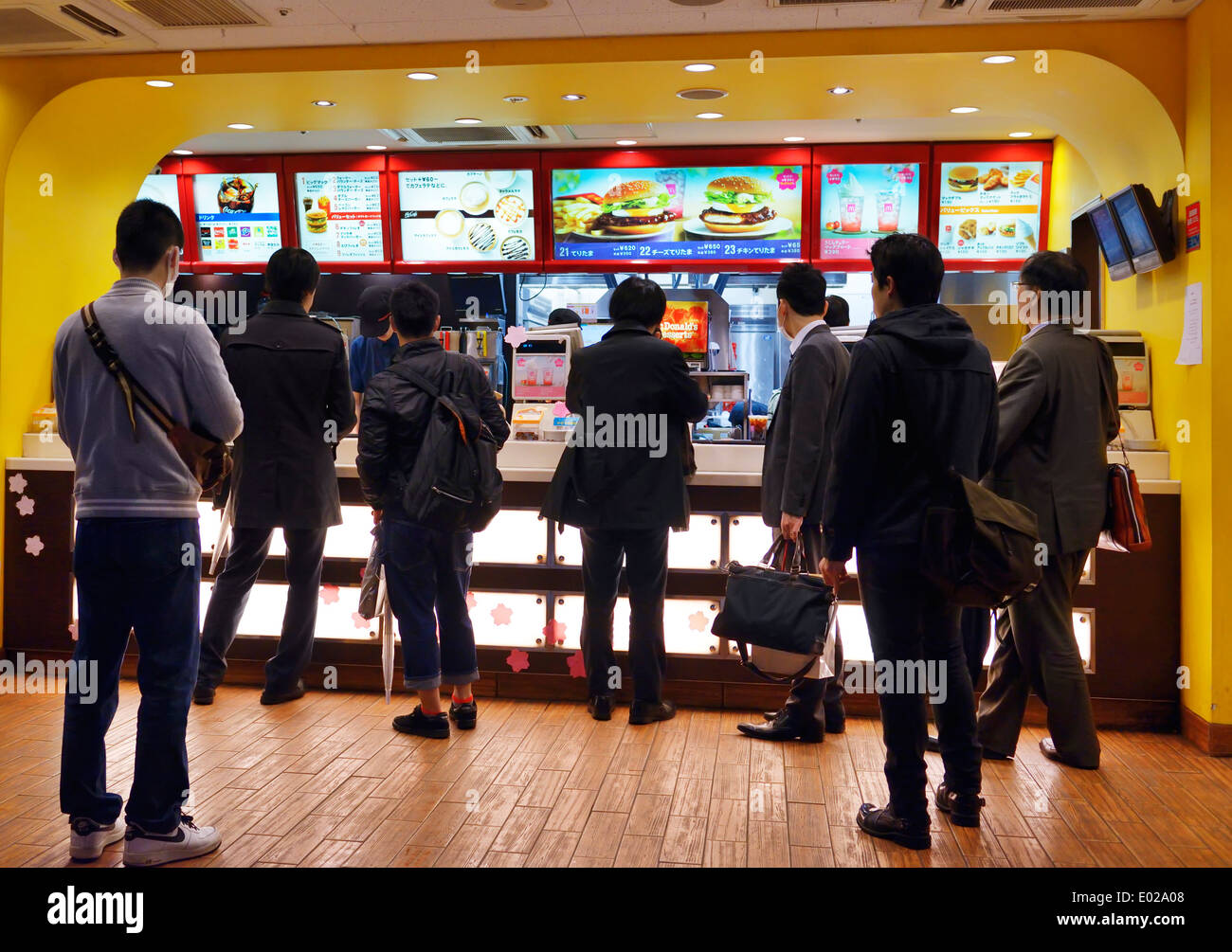 Chain of fast food restaurants Tokyo City: reviews, addresses, menu 3