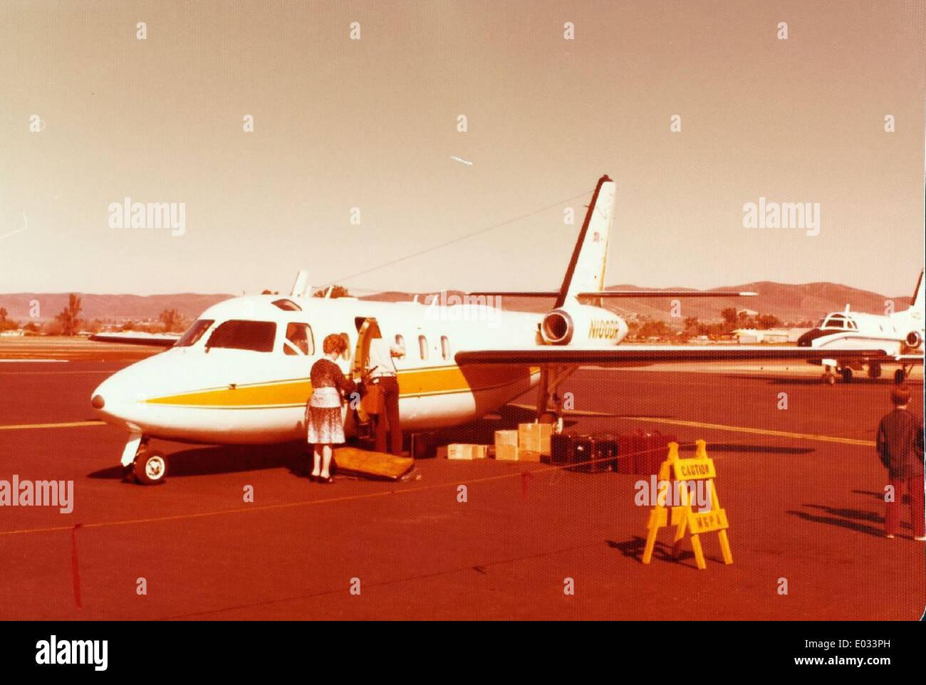 Aero Commander, 1121, Jet Commander